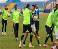 كأس مصر| مسحة طبية للاعبي سيراميكا استعدادا لغزل المحلة