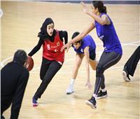 الأهلي ضد سبورتنج في نهائي كأس مصر لكرة السلة للسيدات