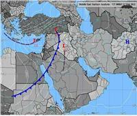 خبراء الأرصاد: تسجيل أقل درجة حرارة في مصر خلال الشتاء الأربعاء الماضي