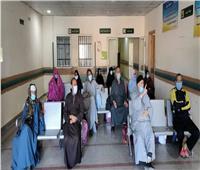 ارتفاع عدد المتعافين من «كورونا» بمستشفى قفط بقنا إلى 122 حالة