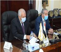 وزير التموين:إنشاء منطقة لوجستية واستصلاح 10 الآف فدانبالوادي الجديد