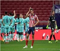 «أتلتيكو مدريد» يواصل السقوط ويخسر أمام «ليفانتي»| فيديو