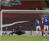 إيفرتون يفوز بثنائية على ليفربول في ديربي الميرسيسايد