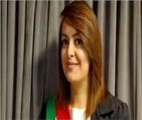 المستشارة «ديانا» ممثلة النيابة الإدارية أمام «تأديبية التعليم»