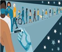 200 مليون جرعة لقاح كورونا بأكثر من 100 دولة.. وإسرائيل تتصدر التطعيمات