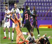 الشوط الأول  تعادل سلبي بين «ريال مدريد» و«بلد الوليد»
