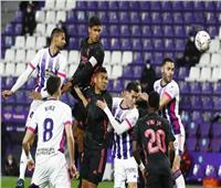 شاهد  «كاسيميرو» يقود ريال مدريد لفوز صعب على بلد الوليد