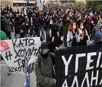الآلاف يتظاهرون في قبرص احتجاجاً على قيود كورونا
