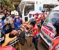 فرنسا تدين أعمال العنف ضد المتظاهرين السلميين في ميانمار