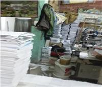 ضبط صاحب مطبعة بالحوامدية تعمل بدون ترخيص