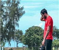 مروان محسن يشارك في تدريبات الأهلياليوم