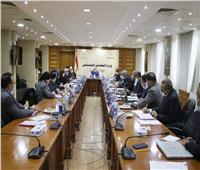 القباج تترأس اجتماع مجلس إدارة بنك ناصر الاجتماعى