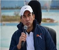 وزير الرياضة: نتواصل مع «الطيران والخارجية» لحل أزمة بعثة الزمالك
