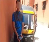 بسبب 150 جنيهًا.. حبس سائق توك توك قتل طالب وألقى جثته في زراعات الصف