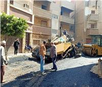 محافظ أسيوط: مستمرون في تنفيذ خطة رصف الطرق