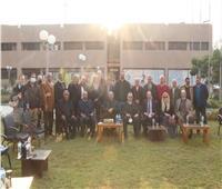 رؤساء وقيادات الاتحادات الرياضية تحتفل بشفاء رئيس الأولمبية المصرية