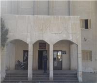 الخفافيش تسكن أكبر مستشفى قروي في بني سويف.. صور