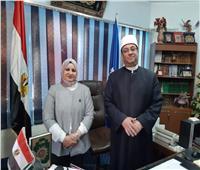 وزير الأوقاف يوافق على طلب نائبه السويس بتجديد فرش 5 مساجد