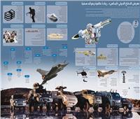 آيدكس 2021: «إيدج» تطلق أول مجموعة من الأسلحة الإماراتية الحوامة على الأهداف