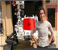 إنفوجراف| «فرح علي باي» أول امرأة تقود مركبة فضاء للمريخ