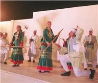 الفنون الشعبية في أسوان تحتفل بـ«تعامد الشمس على رمسيس»