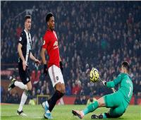 مباراة مانشستر يونايتد ونيوكاسل في الدوري الإنجليزي| بث مباشر