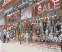 ركود بمحلات الملابس رغم مد الأوكازيون.. والتجار ينتظرون مفاجآت عيد الأم