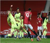 فيديو| راشفورد يسجل هدف التقدم لمانشستر يونايتد في نيوكاسل