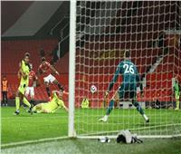 شوط أول ممتع.. مانشستر يونايتد يتقدم ونيوكاسل يتعادل بصاروخية| فيديو