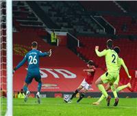 جيمس يسجل الهدف الثاني لليونايتد في نيوكاسل | فيديو