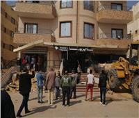 وزير الإسكان يكلف أجهزة المدن الجديدة بمواصلة حملات إزالة التعديات