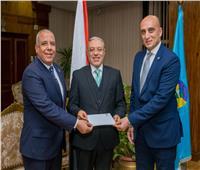 تعيين مجدي وكوك وكيلًا لـ«رياضية طنطا» للدراسات العليا لمدة ثلاث سنوات