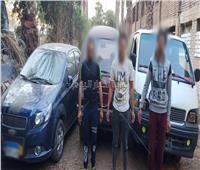 سقوط أخطر عصابة سرقة السيارات بأوسيم