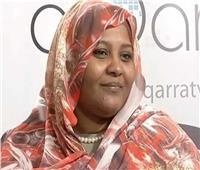 شكري وأبو الغيط وسفير مصر بالخرطوم يهنئون وزيرة خارجية السودان الجديدة