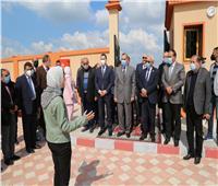 محافظ كفر الشيخ: اعتماد المدرسة الدولية خلال أيام