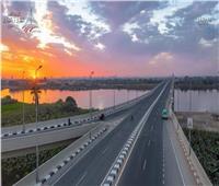 بينها «الدائري» و4 محاور على النيل.. طرق وكباري ترى النور في 2021