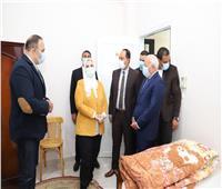 يخدم 35 ألفمريض إدمان.. تفاصيل زيارة وزيرة التضامن لمركز العزيمة ببورسعيد