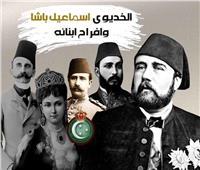 حكايات| «حي المنيرة» يشهد 40 يوما احتفالا بزواج أبناء الخديوي إسماعيل