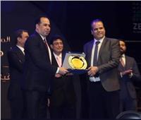 فوز الدكتور مدحت رشدي بالجائزة الأولى لرابطة النقاد الرياضيين