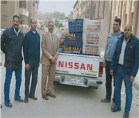 تموين الفيوم يحيل مدير مصنع عصائر للنيابة لاستغلاله اسم «الوطنية»