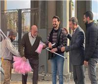 """يوسف عثمان يبدأ تصوير حلقات """"وراء كل باب"""""""