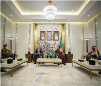 وزير الداخلية السعودي يبحث مع نظيره العراقي تعزيز أمن واستقرار البلدين