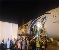 مطار القاهرة يستقبل شحنة جديدة من لقاح «كورونا».. صور