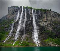تضم أشهر شلالات العالم.. شاهد جمال الطبيعة في النرويج