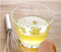 التخلص من الهالات السوداء وسد المسام.. فوائد بياض البيض للبشرة