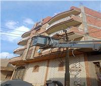 محافظ القليوبية يوجه بصيانة الأعمدة الكهربائية في شوارع كفر شكر
