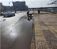 رفع درجة الاستعداد بالبحر الأحمر لمواجهة الطقس السئ