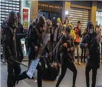 الأمن الإسباني يعتقل 131 متظاهرا خلال أسبوع