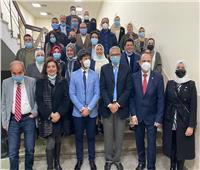 تعاون بين جامعة جنوا الإيطالية وجامعة مصر للعلوم والتكنولوجيا لتدريب أطباء الأسنان