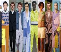 أخر صيحات الموضة للرجال في الربيع القادم 2021